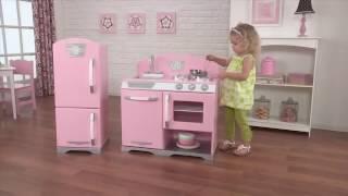 Kız Oyuncakları - Oyuncak Ev -  Kızlar için Oyuncak Mutfak - Barbie Evleri