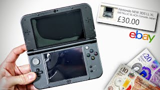 £30 NEW Nintendo 3DS XL - Can I Fix It?
