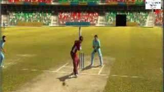 Brian Lara Cricket 2007 Trailer