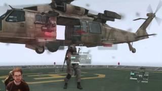 Lobos plays Metal Gear Solid V: The Phantom Pain (Part 4)