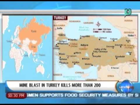 [NewsLife] One Global Village: Mine blast in Turkey kills more than 200 || May 14, 2014