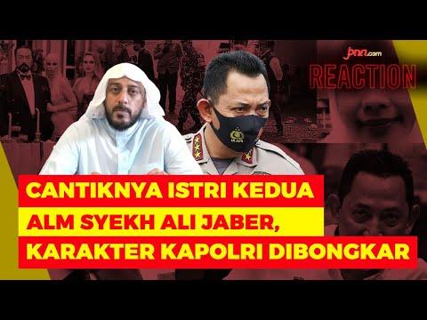 Ada Wanita Emosi Saat Jokowi Datang, Sosok Listyo Sigit Prabowo Terbongkar