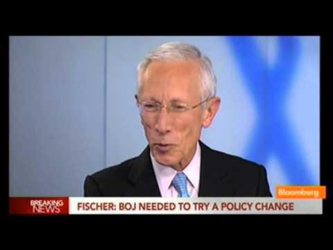 Stanley Fischer On Bloomberg TV - 13.06.2013