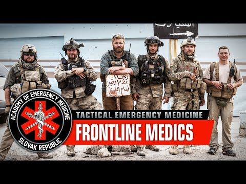 Combat Medics - Heroes of our Generation / Iraq - Mosul / Academy of Emergency Medicine