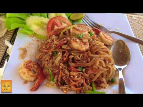 No Stress restaurant -Lamai Beach-Koh Samui