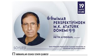 \Mimar Perspektifinden Mustafa Kemal Atatürk\ Metin Aydoğan