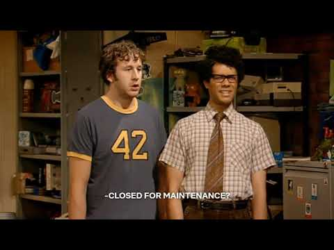 Download The IT Crowd - Aunt Irma - Part I