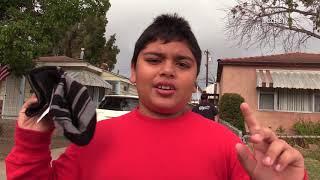 San Diego: Car Thief Caught 11052017