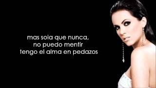 Edith Márquez - Dejémoslo Así (con letra)