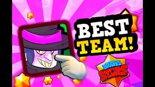 High Level BRAWL STARS Gameplay :: Facing #1 Player in World
