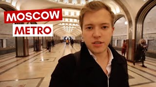 Download THE BEAUTIFUL MOSCOW METRO Mp3 and Videos