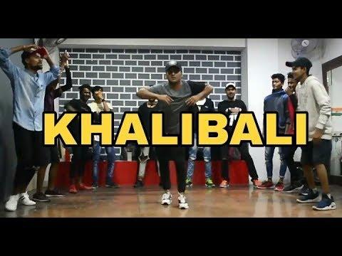 Khalibali | Padmavat | Dance Video | Ranveer Singh | shivam pathak