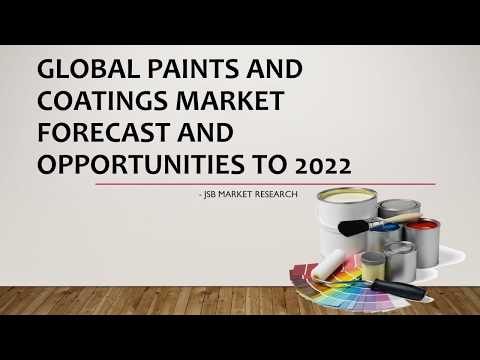 Paints and Coatings Industry Analysis Report and market Trends
