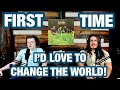I 39 D Love To Change The World Ten Years After College Students 39 FIRST TIME REACTION mp3