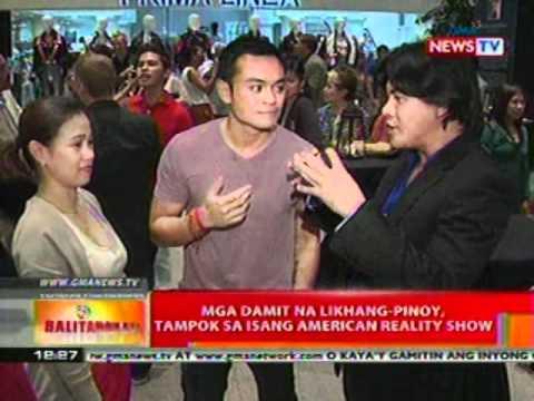 BT: Pinoy Hollywood designer Oliver Tolentino, binigyang parangal sa Bataan