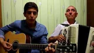 Дед С Внуком Играют Татарскую Песню