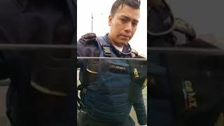 Una vez mas Policias CDMX queriendo hacer de las suyas
