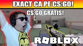 Roblox Romania: OMG EXACT CA PE CS:GO!