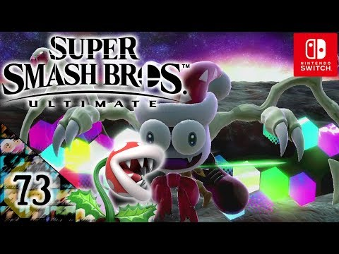 Super Smash Bros Ultimate Let's Play ★ 73 ★ Die Vorletzte Hürde ★ Deutsch thumbnail