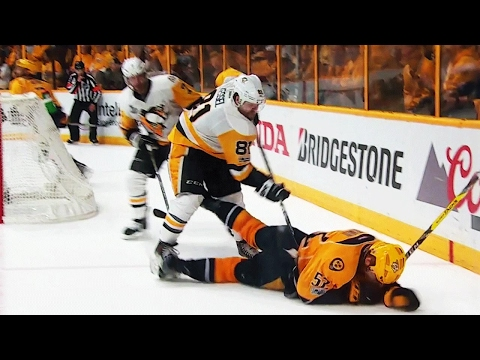 Thumbnail: Kessel goes after Irwin for his hit on Cullen