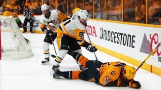 Kessel goes after Irwin for his hit on Cullen