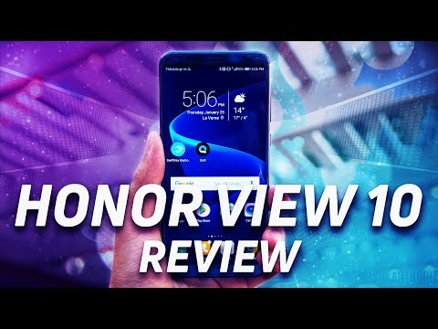 Honor View 10 Review Videos