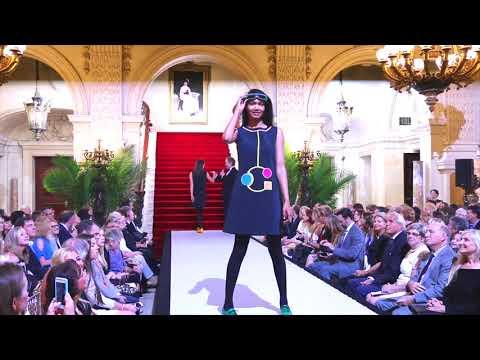 2017 Pierre Cardin Fashion Show