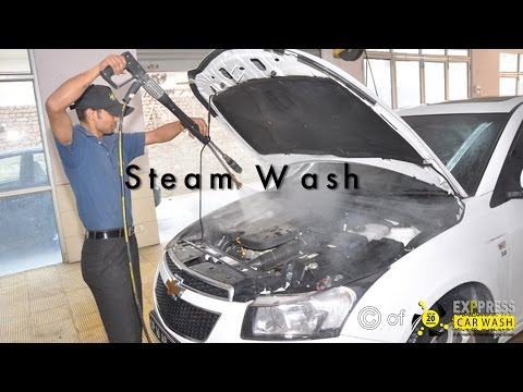 Professional Car Wash - Car Wash Video - Car Care Business -