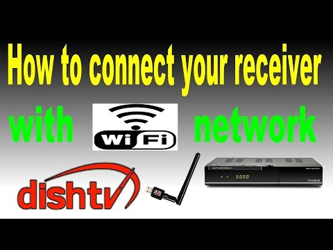 How to connect your receiver with wifi thumbnail