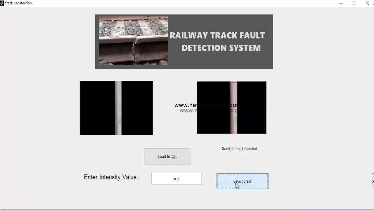 Railway Track Fault Detection Project