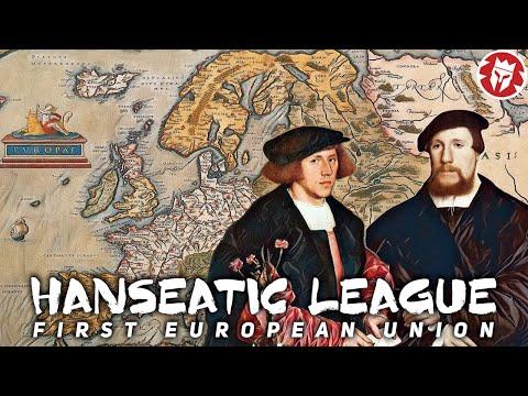 Hansa - Northern Silk Road - Economic History DOCUMENTARY