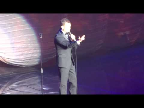 Michael Buble, Fever Madison Square Garden, New York