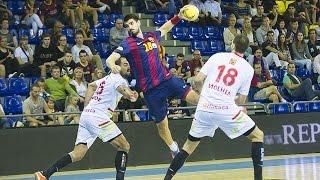 Barcelona: Handball: BM Huesca - FC Barcelona, 22-43 (Liga Asobal, HIGHLIGHTS)