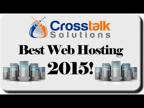 Best Web Hosting 2015