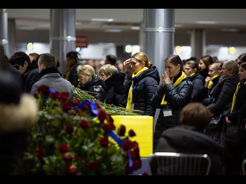 معركة قانونية معقده قد تواجه أسر ضحايا تحطم الطائرة الأوكرانية في إيران  - نشر قبل 10 ساعة