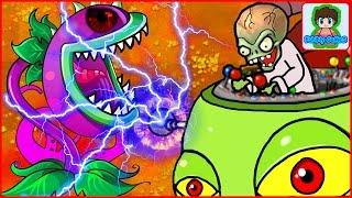 Игра Растения против зомби от Фаника Plants vs zombies 14