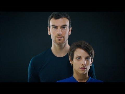 Meagan & Eric - Team Canada