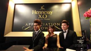 Edward Lee Travelogue with Hennessy X.O Appreciation Grows 2012