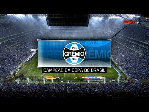 Final Da Copa Do Brasil 2016 | ESPN | Grêmio 1x1 Atlético/MG | Jogo Completo | 07/12/2016