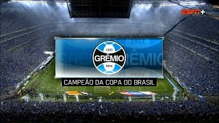 Final da Copa do Brasil 2016 | ESPN | Grêmio 1x1 Atlético/MG | Jogo Completo