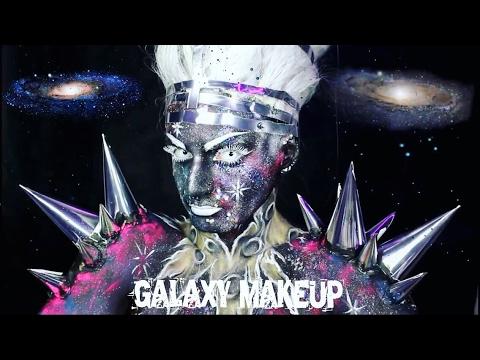 GALAXY MAKEUP- Victor Nogueira