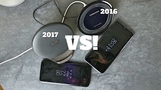 Samsung Fast Convertible Charger Vs Samsung Wireless Chargin...
