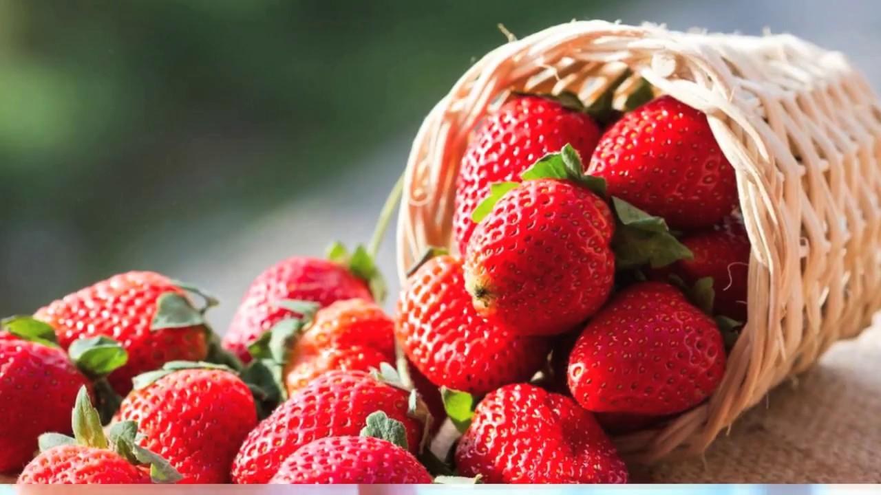स्ट्रॉबेरी खाने के फायदे - Onlymyhealth.com - YouTube