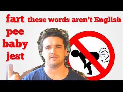 Funny words in Polish language (false friends)