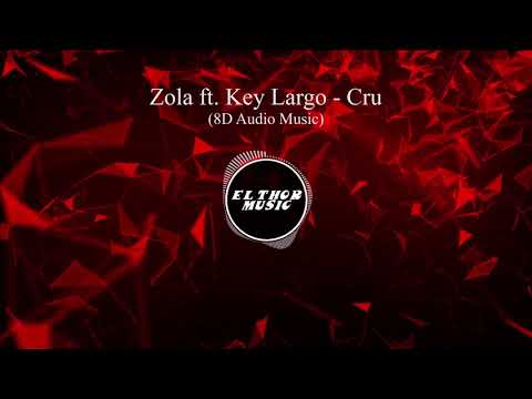 Zola ft Key Largo - Cru 8D   8D