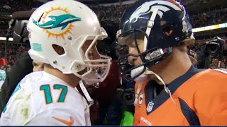 Broncos vs Dolphins 2014 W12 Highlights