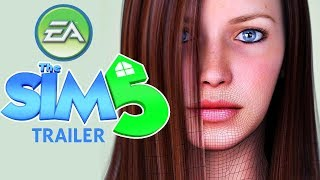 THE SIMS 5 !? TRAILER