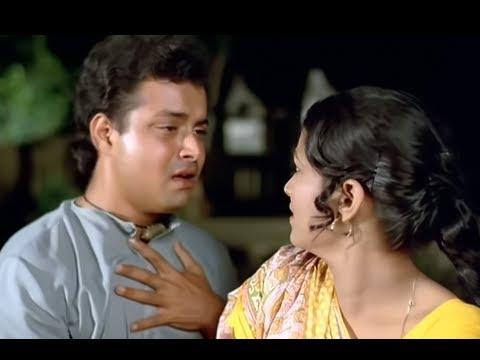 Pyar Ka Dukh - Emotional Scene - Nadiya Ke Paar - Sachin