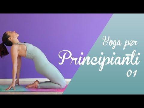 Yoga Principianti 01- Focus Schiena