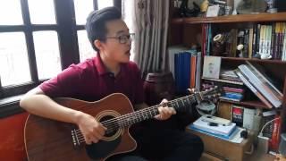 Lời chưa nói - Trần Thu Hà - Acoustic cover